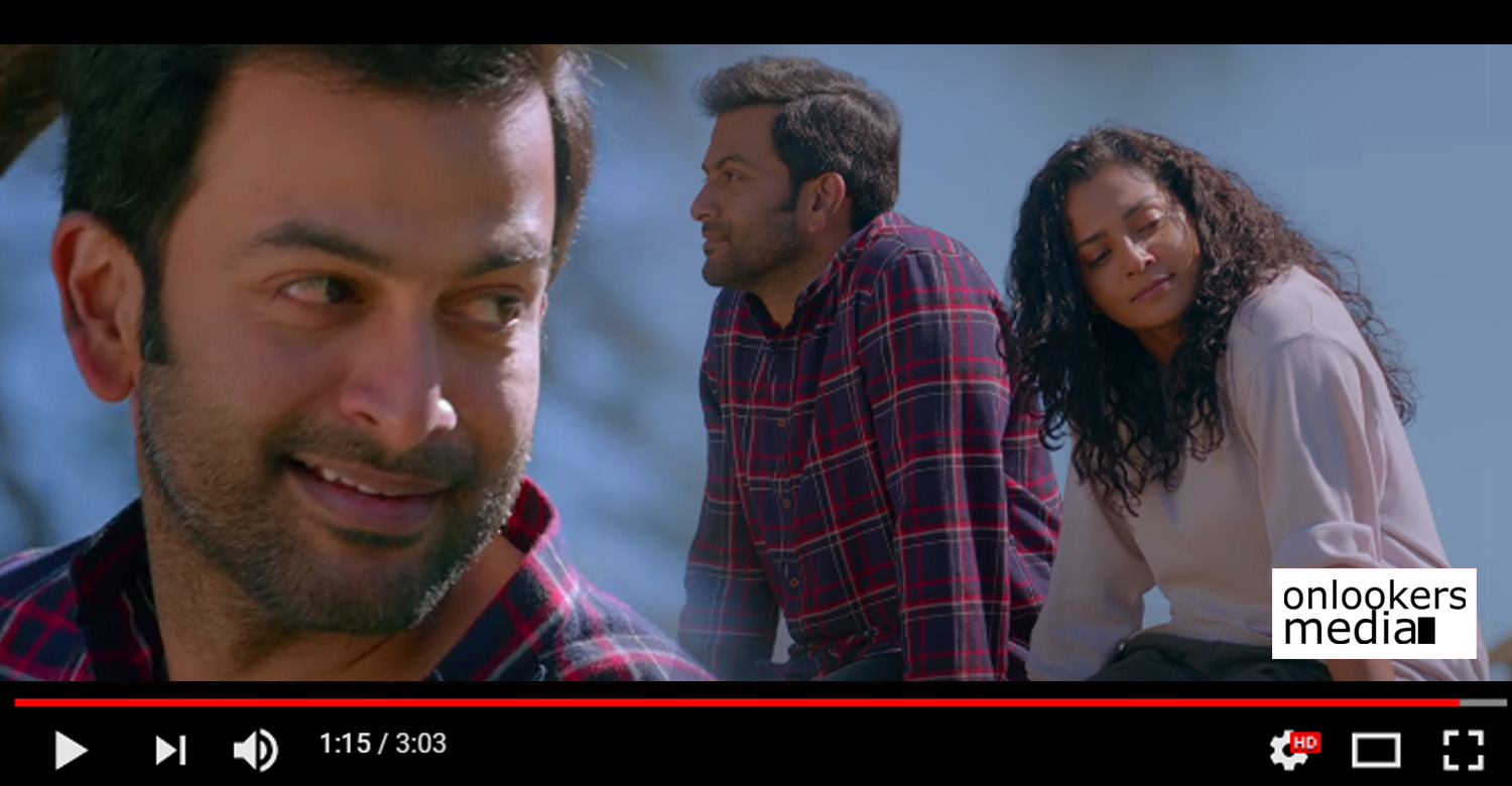 koode movie,koode movie songs,koode movie vaanaville song,koode movie latest song,prithviraj parvathy's koode movie vaanaville song,prithviraj's koode movie song,parvathy's koode movie song,anjali menon's koode movie vaanaville song,m jayachandran's koode movie songs