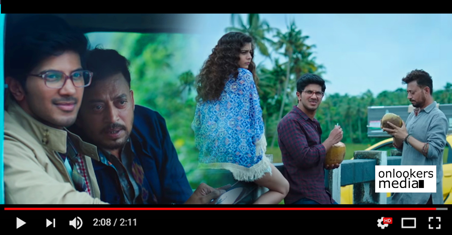 karwaan,karwaan movie,karwaan movie songs,karwaan movie chota sa fasana song,dulquer salmaan's karwaan movie song,chota sa fasana video song,dulquer salmaan's hindi movie song,irrfan khan's karwaan movie song,dulquer salmaan irrfan khan's karwaan movie song