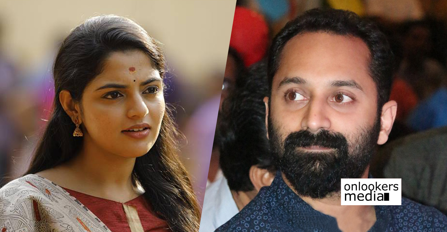 nikhila vimal,actress nikhila vimal,after Aravindante Athidhikal nikhila vimal's next movie,nikhila vimal's movie news,fahadh faasil,fahadh faasil nikhila vimal movie,nikhila vimal in fahadh faasil's movie,sathyan anthikad fahadh faasil movie heroine,fahadh faasil's next movie heroine,nikhila vimal's upcoming movie