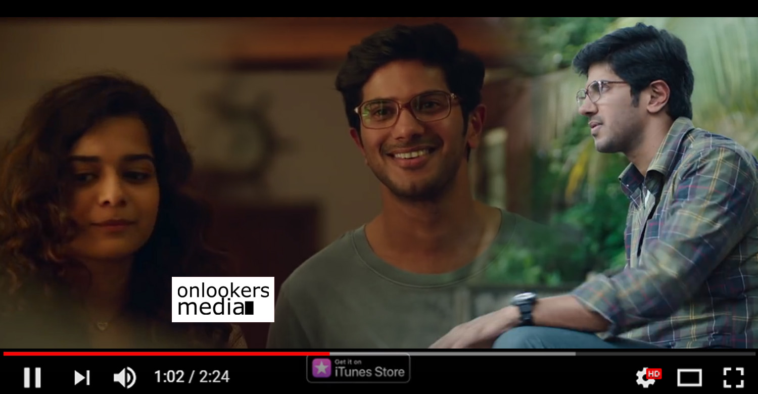 Karwaan,Karwaan movie,Karwaan movie latest song,saansein video song,karwaan movie saasein song,dulquer salmaan's karwaan movie songs,dulquer salmaan's saansein video song