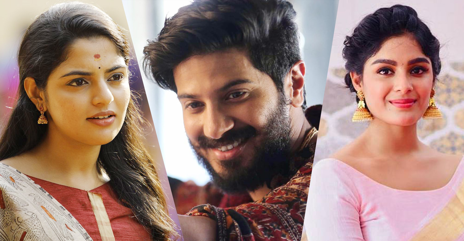 oru yamandan premakadha,oru yamandan premakadha movie latest news,oru yamandan malayalam movie,oru yamandan premakadha movie heroines,dulquer salmaan,dulquer salmaan's latest news,dulquer salmaan's oru yamandan premakadha movie heroines, Samyuktha Menon,theevandi fame Samyuktha Menon's next movie, Samyuktha Menon in dulquer salmaan's oru yamandan premakadha, Samyuktha Menon's next project,nikhila vimal,nikhila vimal's next project,nikhila vimal in dulquer salmaan's next movie