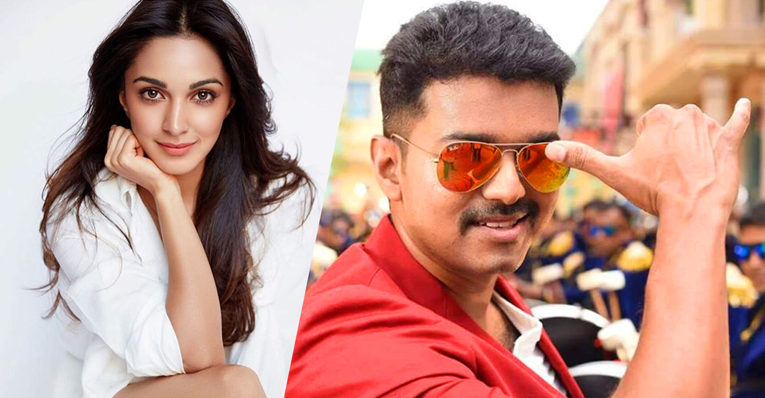 thalapathy vijay,vijay's movie news,vijay's next movie heroine,bollywood actress kiara advani,ms dhoni the untold story fame kiara advani, Kiara Advani in vijay's next movie, Kiara Advani to play female lead in vijay's next, Kiara Advani's latest news, Kiara Advani's stills, Kiara Advani's upcoming movie news, Kiara Advani's next movie,vijay's latest news