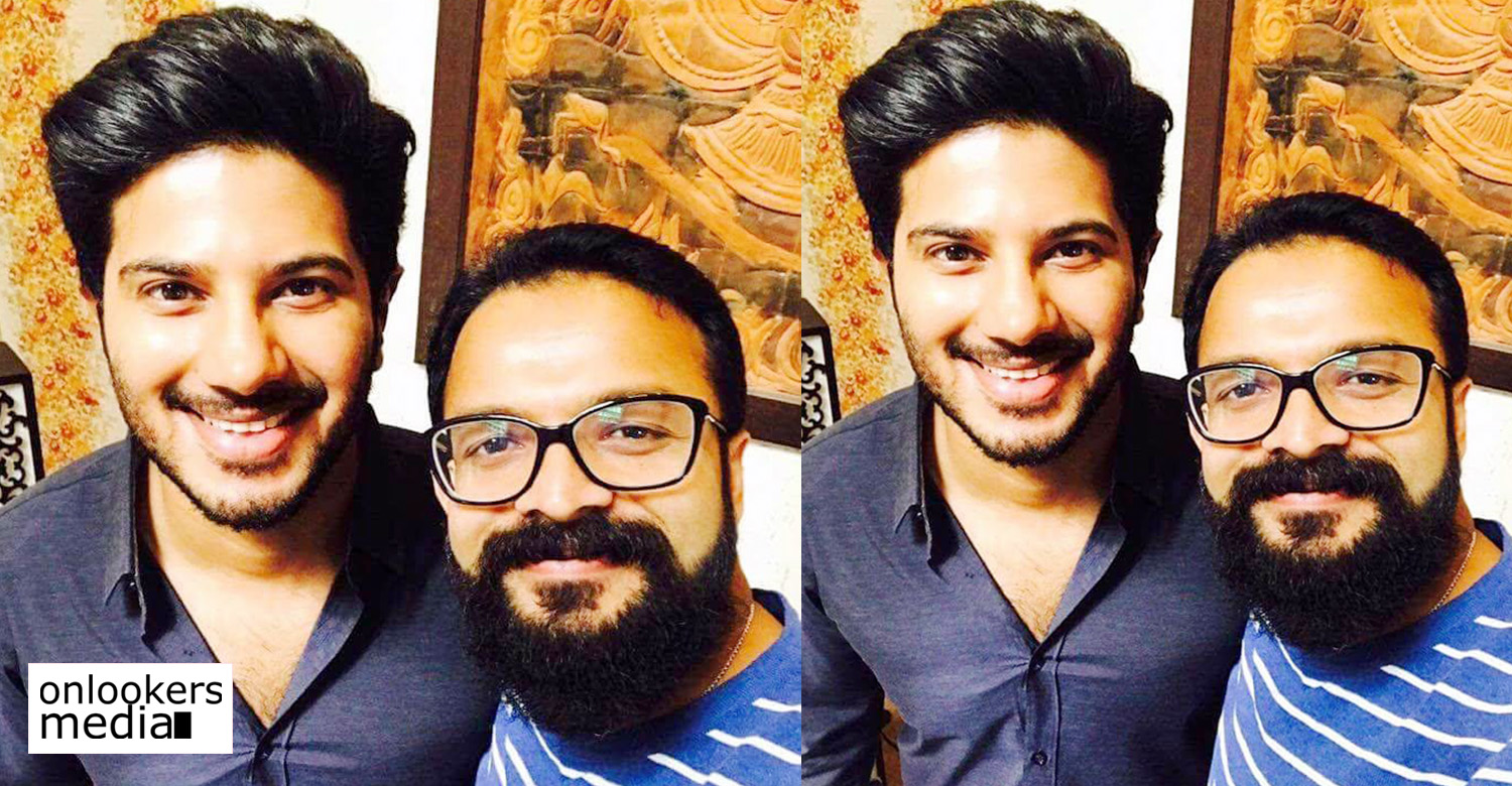 dulquer salmaan,dulquer salmaan wishes jayasurya's birthday,actor jayasurya,actor jayasurya's latest news,dulquer salmaan jayasurya stills,dulquer salmaan with jayasurya photos,dulquer salmaan's latest news