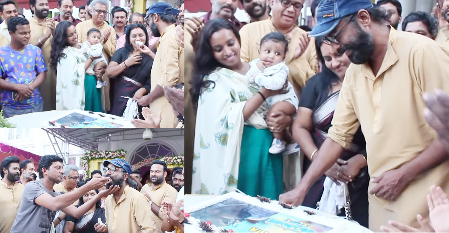 Harisree Ashokan,Harisree Ashokan birthday celebration,Harisree Ashokan's birthday celebration at an international local story location,Harisree Ashokan's birthday celebration video,Harisree Ashokan's birthday celebration stills,Harisree Ashokan's latest news,Harisree Ashokan's movie news;
