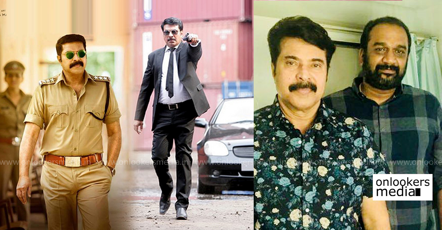 Unda ,mammootty new movie unda ,Krishnan Sethukumar ,producer Krishnan Sethukumar ,mammootty Khalid Rahman new moive ,mammootty new movie news ,mammootty new police movie;