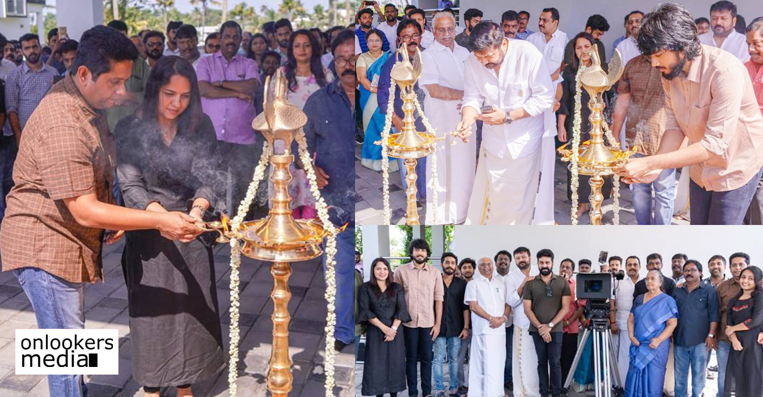 kalidas jayaram,kalidas jayaram jeethu joseph movie starts rolling,kalidas jayaram jeethu joseph movie,kalidas jayaram's movie news,kalidas jayaram's latest news,kalidas jayaram jeethu joseph movie pooja stills,jeethu joseph,after aadhi movie jeethu joseph's next starts rolling,jeethu joseph's movie news