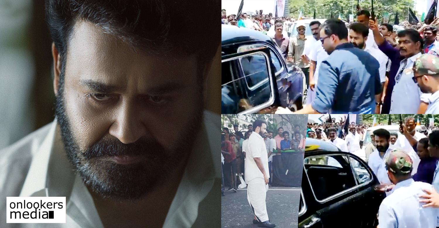 lucifer,lucifer malayalam movie news,lucifer movie latest update,mohanlal's lucifer movie,mohanlal's lucifer movie latest news,Lucifer's makers 2.50 crores for junior artists