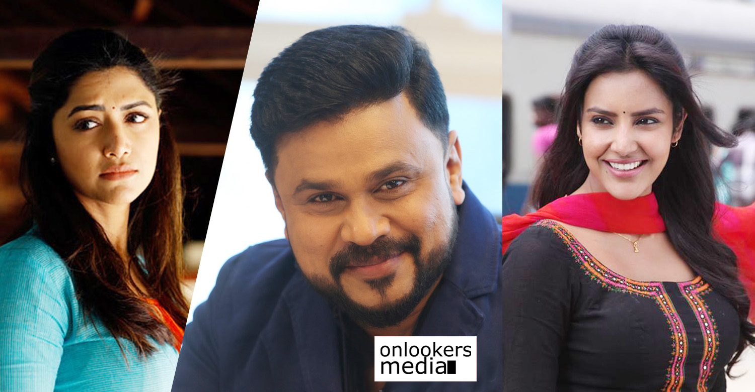 actor dileep,dileep,dileep's movie news,mamtha mohandas and priya anand female leads in dileep's next,actress priya anand,priya anand's movie news,after kayamkulam kochunni priya anand's next movie,priya anand's new malayalam movie,priya anand dileep movie,mamtha mohandas dileep new movie,matha mohandas dileep priya anand movie