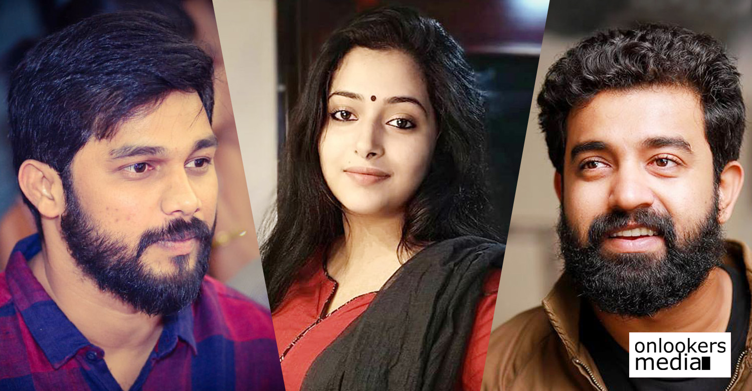 actress anu sithara,anu sithara's upcoming movie,anu sithara's movie news,anu sithara's next project,siju wilson,siju wilson's movie news,siju wilson's next movie,siju wilson anu sithara new movie,siju wilson sharafudheen new movie,siju wilson anu sithara sharafudheen in ak sajan's next movie,sharafudheen's next movie,anu sithara siju wilson sharafudheen stills