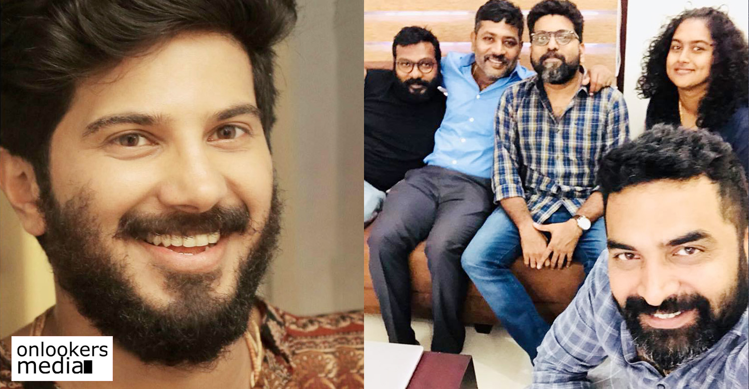 dulquer salmaan,dulquer salmaan's upcoming movie,dulquer salmaan's movie news,dulquer salmaan's next malayalam project,dulquer salmaan's latest news,take off director mahesh narayanan,dulquer salmaan in take off fame mahesh narayanan's next,dulquer salmaan director mahesh narayanan movie