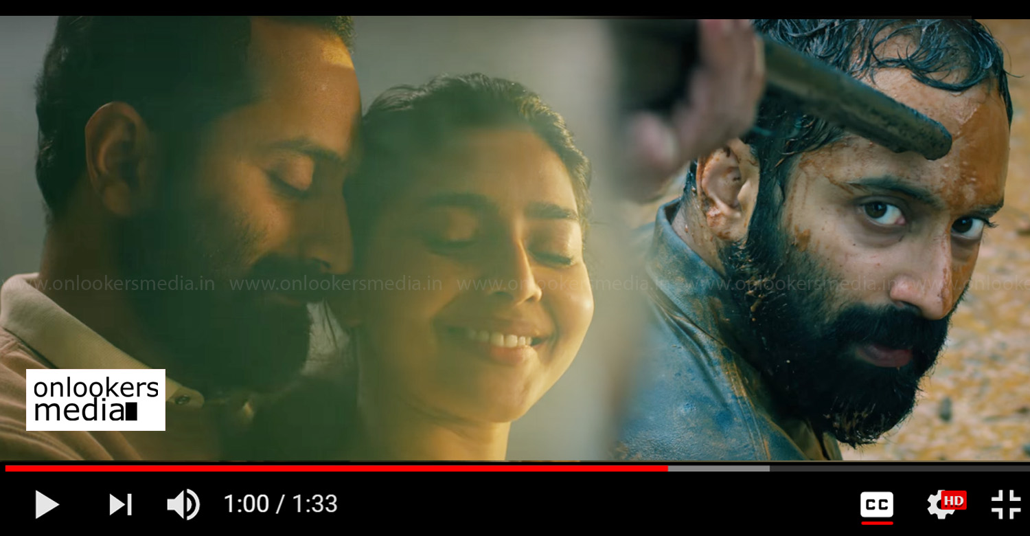 varathan,varathan trailer,varathan official trailer,varathan fahadh faasil's new movie,fahadh faasil's varathan trailer,fahadh faasil amal neerad's varathan trailer,amal neerad's varathan trailer,aishwarya lekshmi's varathan trailer,fahadh faasil aishwarya lekshmi's varathan trailer