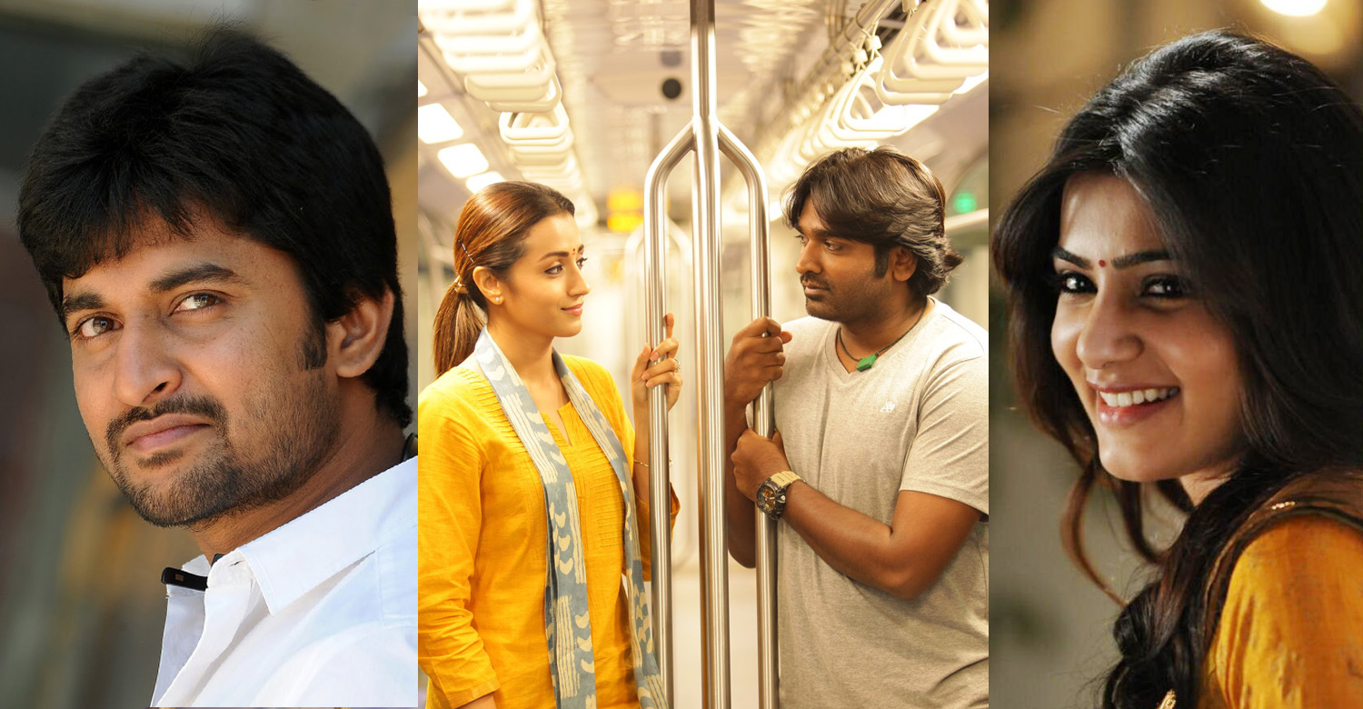 96 movie telugu remake,samantha and nani in 96 telugu remake,samantha nani new movie,96 movie news,96 movie latest news,96 movie telugu remake news,actor nani in 96 telugu remake,samantha in 96 telugu remake