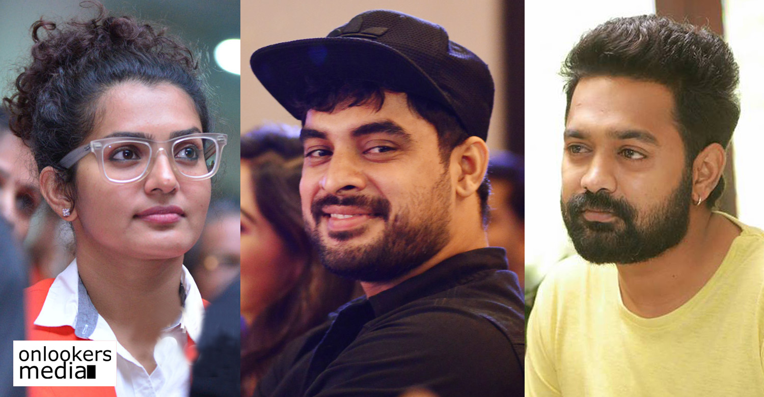 tovino thomas,parvathy,asif ali,tovino thomas asif ali parvathy new movie,parvathy's new movie,parvathy is in life of an acid attack victim life story movie,tovino thomas and asif ali and parvathy in life of an acid attack victim,asif ali movie news,tovino thomas new movie,parvathy's new movie,asif ali parvathy tovino thomas stills images