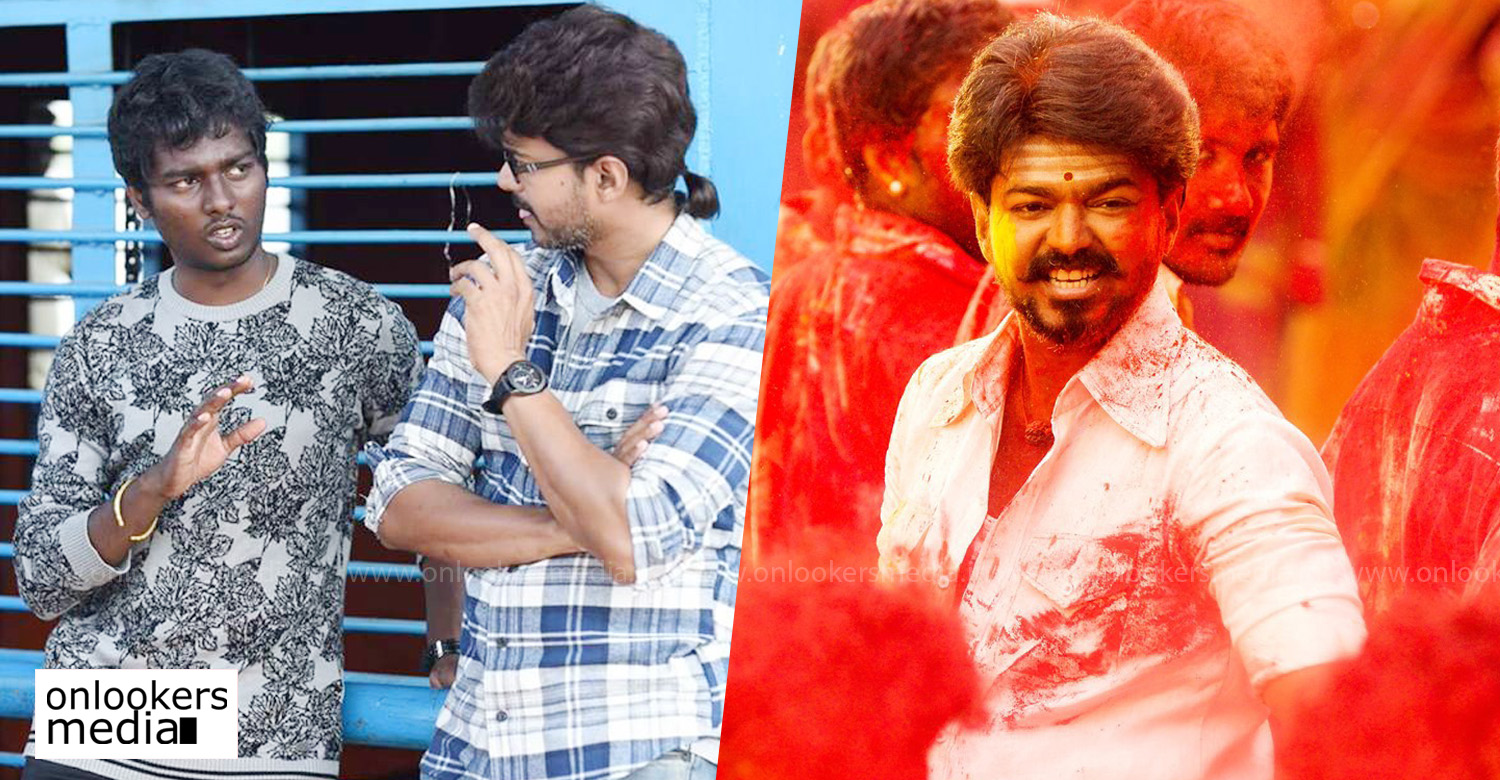 aalaporan tamizhan atlee vijay new movie,after mersal vijay atlee movie,actor vijay's upcoming movie,aalaporan tamizhan vijay's next project,atlee's next project,vijay atlee next project,director atlee's movie news,thalapathy vijay atlee movie,vijay atlee new movie title,vijay 63,vijay 63 title