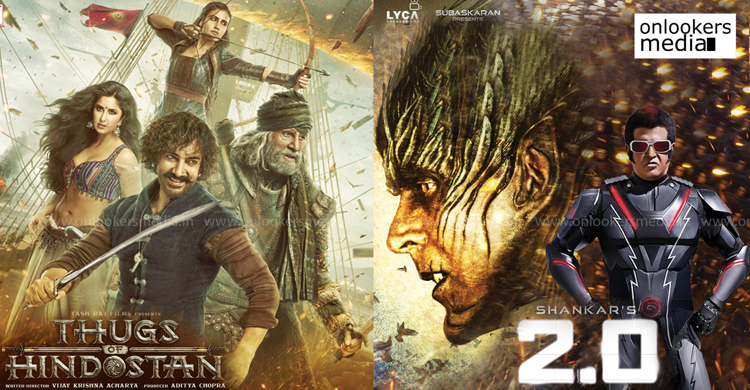 2.0,2018's highest opening day grosser film,thugs of hindostan,2 pont 0,2.0 first day collection report,,rajinikanth,akshay kumar,shankar,2.0 all india first day collection report,2 point 0 all indai first day collection