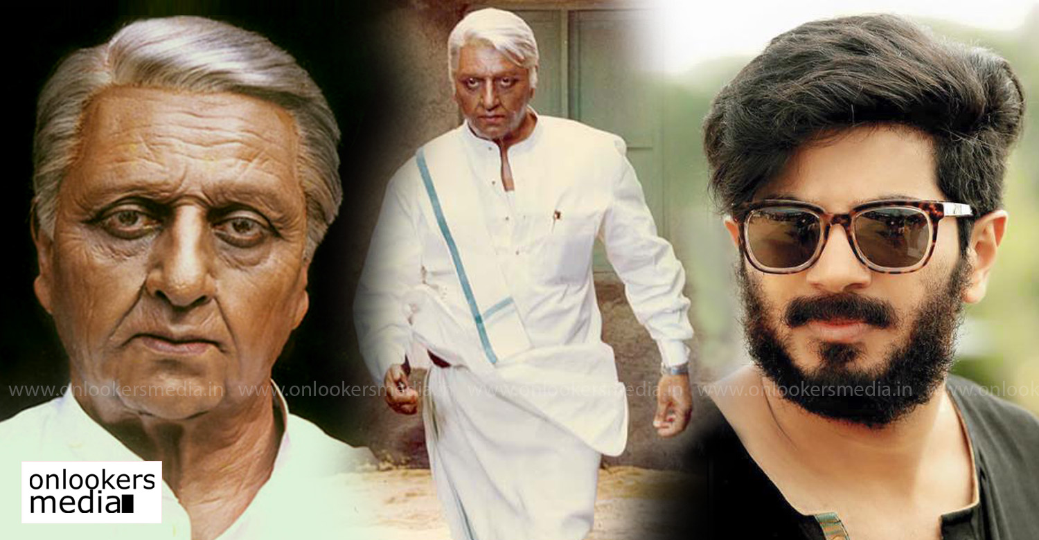 Indian 2,dulquer salmaan,dulquer salmaan in indian 2,dulquer salmaan in kamal haasan's indian 2,kamal haasan,director shankar,dulquer salmaan's latest news