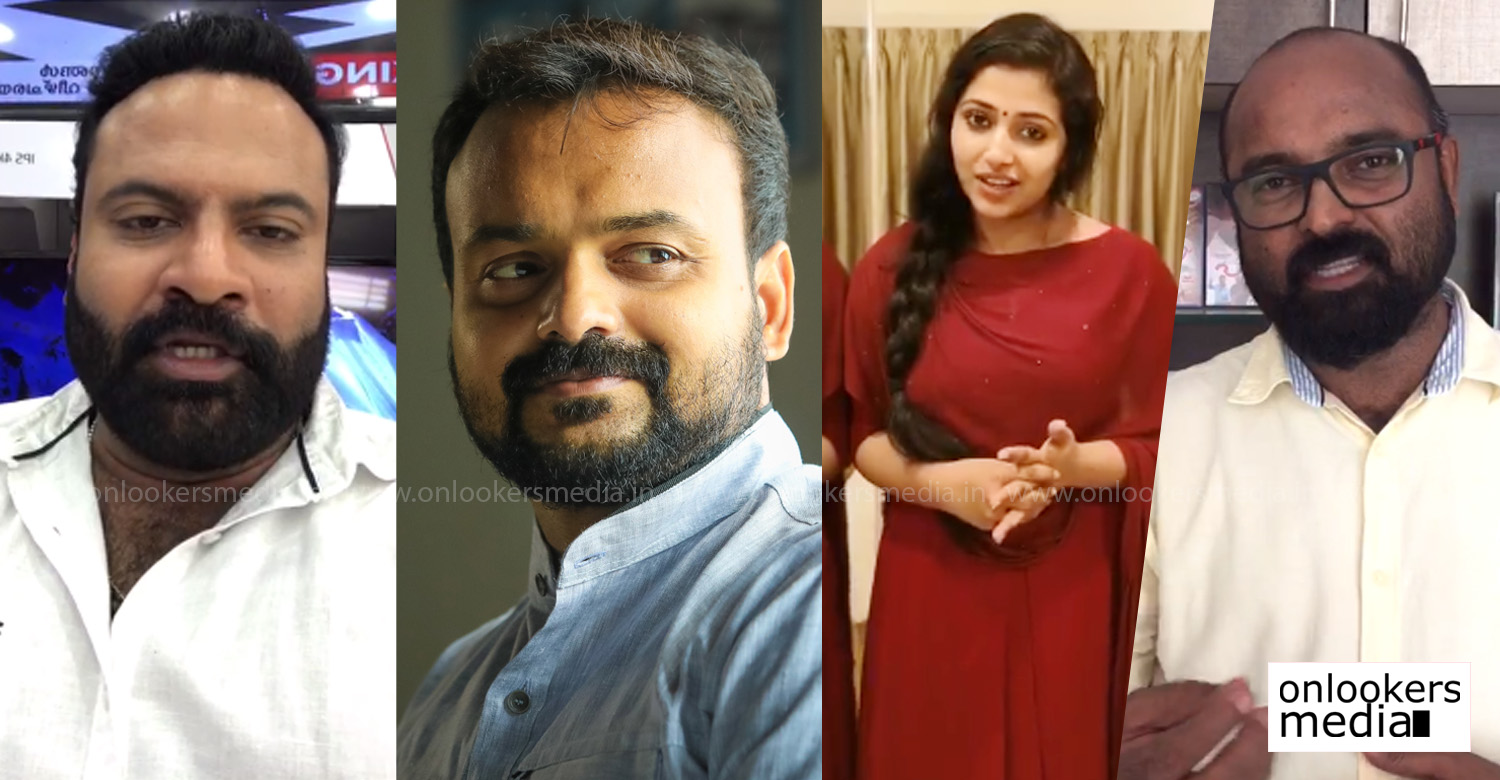 Johny Johny Yes Appa,Johny Johny Yes Appa team wishes kunchacko boban's birthday,anu sithara wishes kunchacko boban's birthday,tiny tom wishes kunchacko boban's birthday,Director Marthandan wishes kunchacko boban's birthday,kunchacko boban,kunchacko boban's latest news