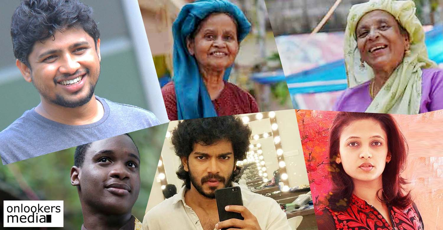 best malayalam movie 2018, best director actor actress malayalam 2018, neetha pillai, dhanesh anand, sarala balussery, joseph writer, sudani from naigeria