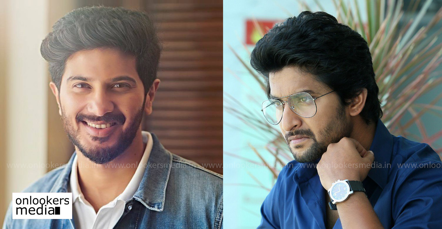 Dulquer Salmaan,nani,telugu actor nani,Dulquer Salmaan's latest news,Dulquer Salmaan nani movie,Dulquer Salmaan's movie news,Dulquer Salmaan's latest news,Dulquer Salmaan nani movie stills,nani's new movie,Dulquer Salmaan nani new movie