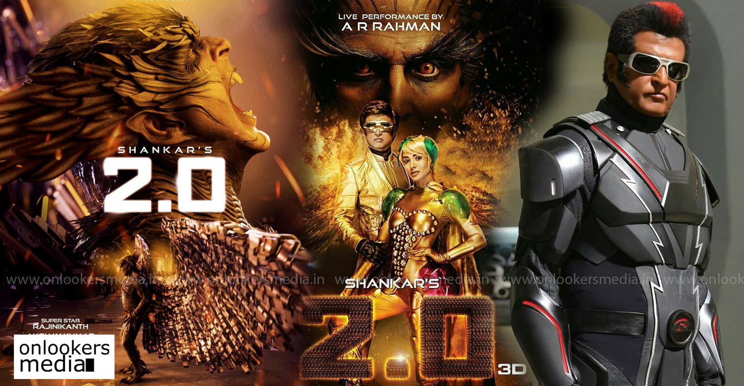 2.0,2.0 latest collection,2.0 world wide collection,rajinikanth,shankar,akshay kumar,amy jackson,2.0 movie poster.2.0 movie latest worldwide collection report,2.0 movie latest collection report
