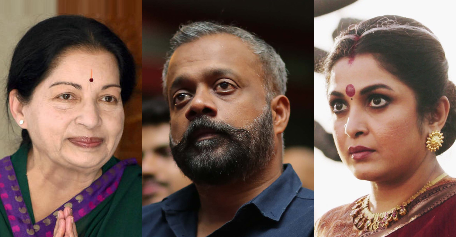 Gautham Menon and Ramya Krishnan to join hands for a web series based on Jayalalithaa's life