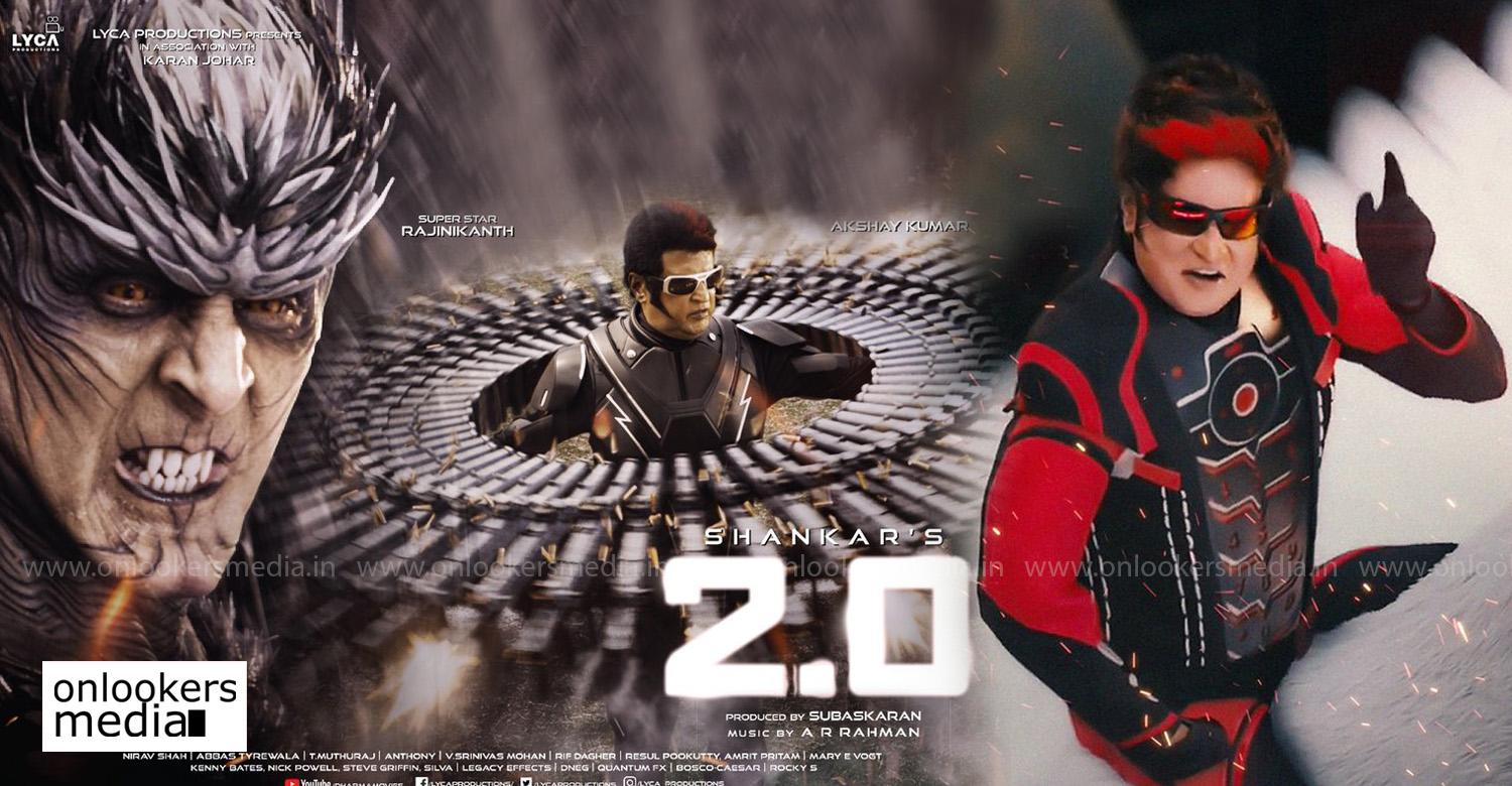 2.0,2point0,2.0 movie,2point0 mega blockbuster,2.0 latest worldwide collection,2.0 400 crore worldwide,worldwide mega blockbuster,rajinikanth,akshaykumar,shankar,amy jackson,2.0 movie poster,2.0 movie latest worldwide collection,2.0 movie latest collection report