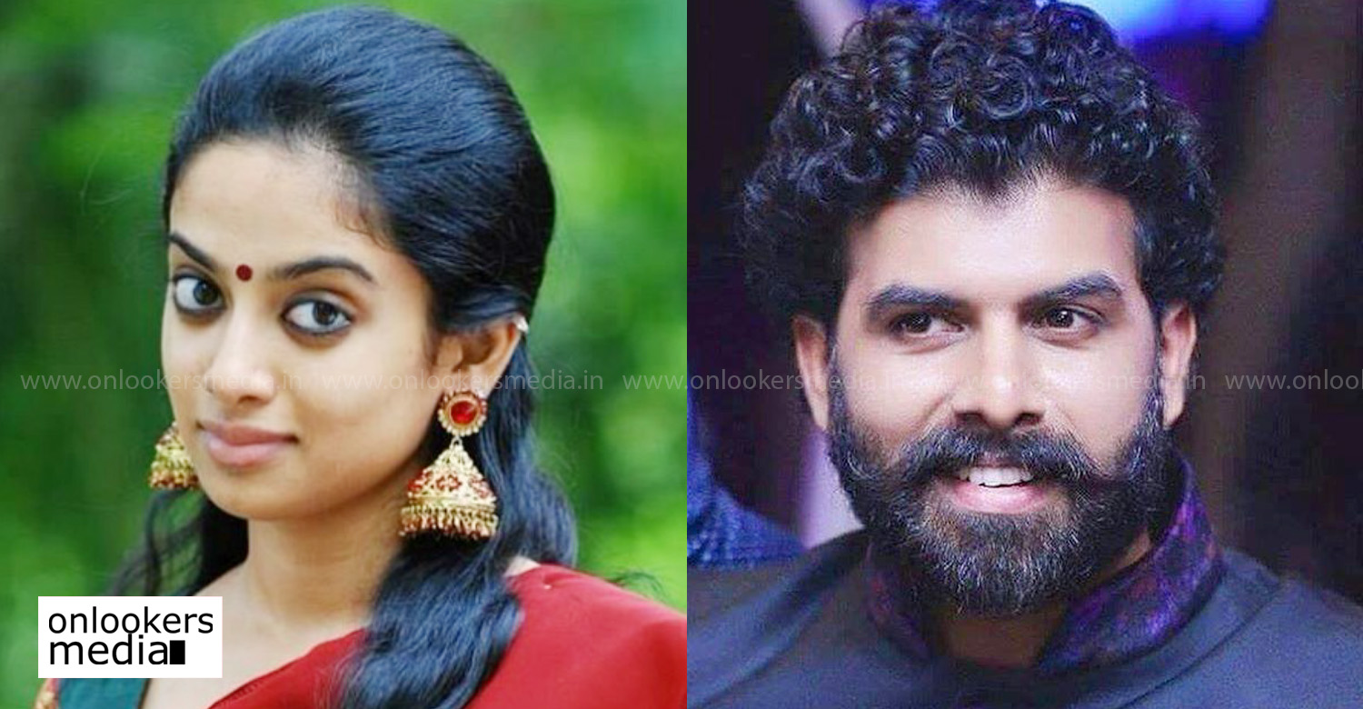 Sunny Wayne,gauthami nair,actress gauthami nair,gauthami nair's latest news,gauthami nair's debut directional movie,sunny wayne in gauthami nair's movie,sunny wayne's new movie,sunny wayne gauthami nair stills