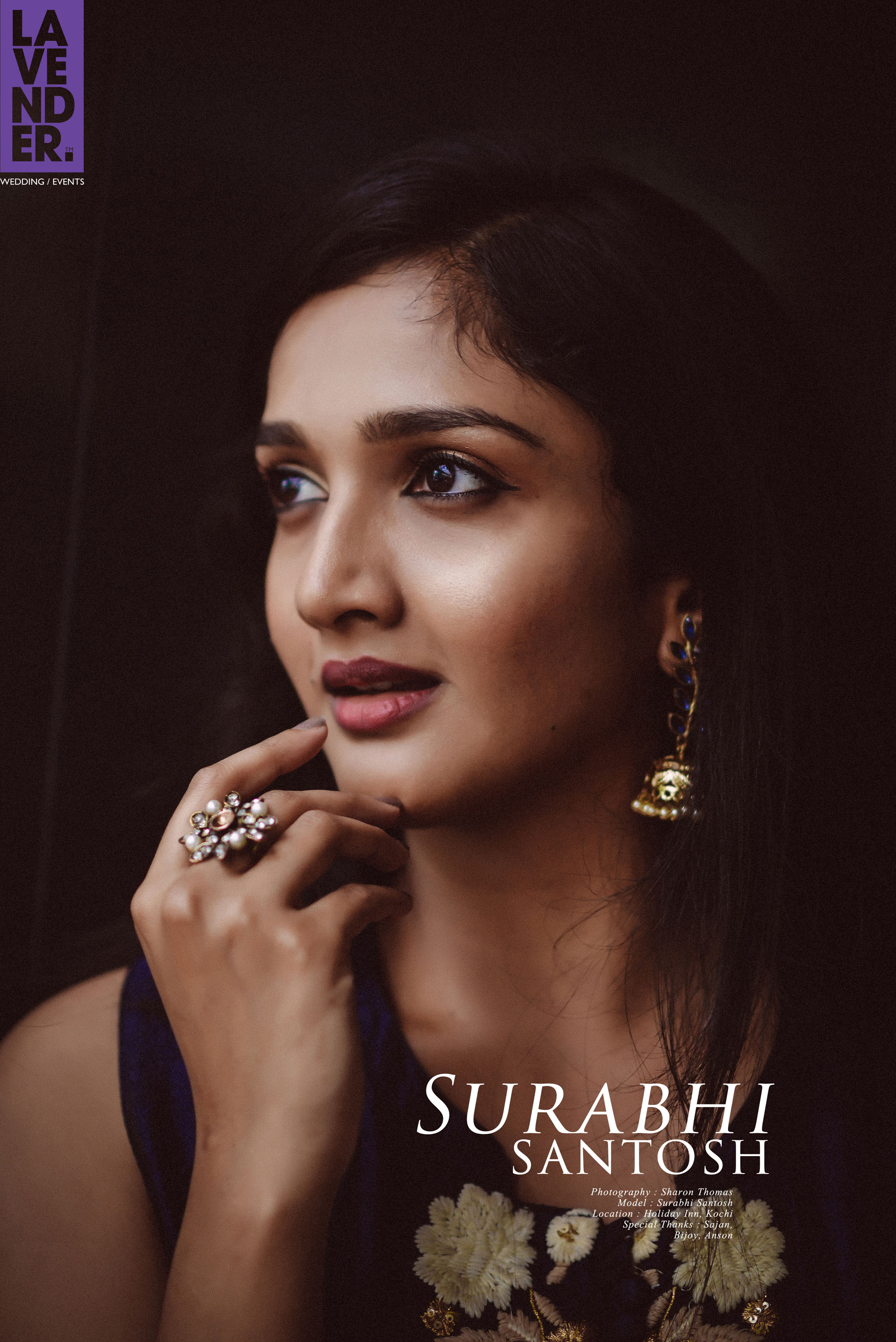 surabhi santosh ,surabhi santosh new stills ,actress surabhi santosh photoshoot ,surabhi santosh photos ,suraphi santosh stills images ,lavender wedding shoot ,lavender actress shoot