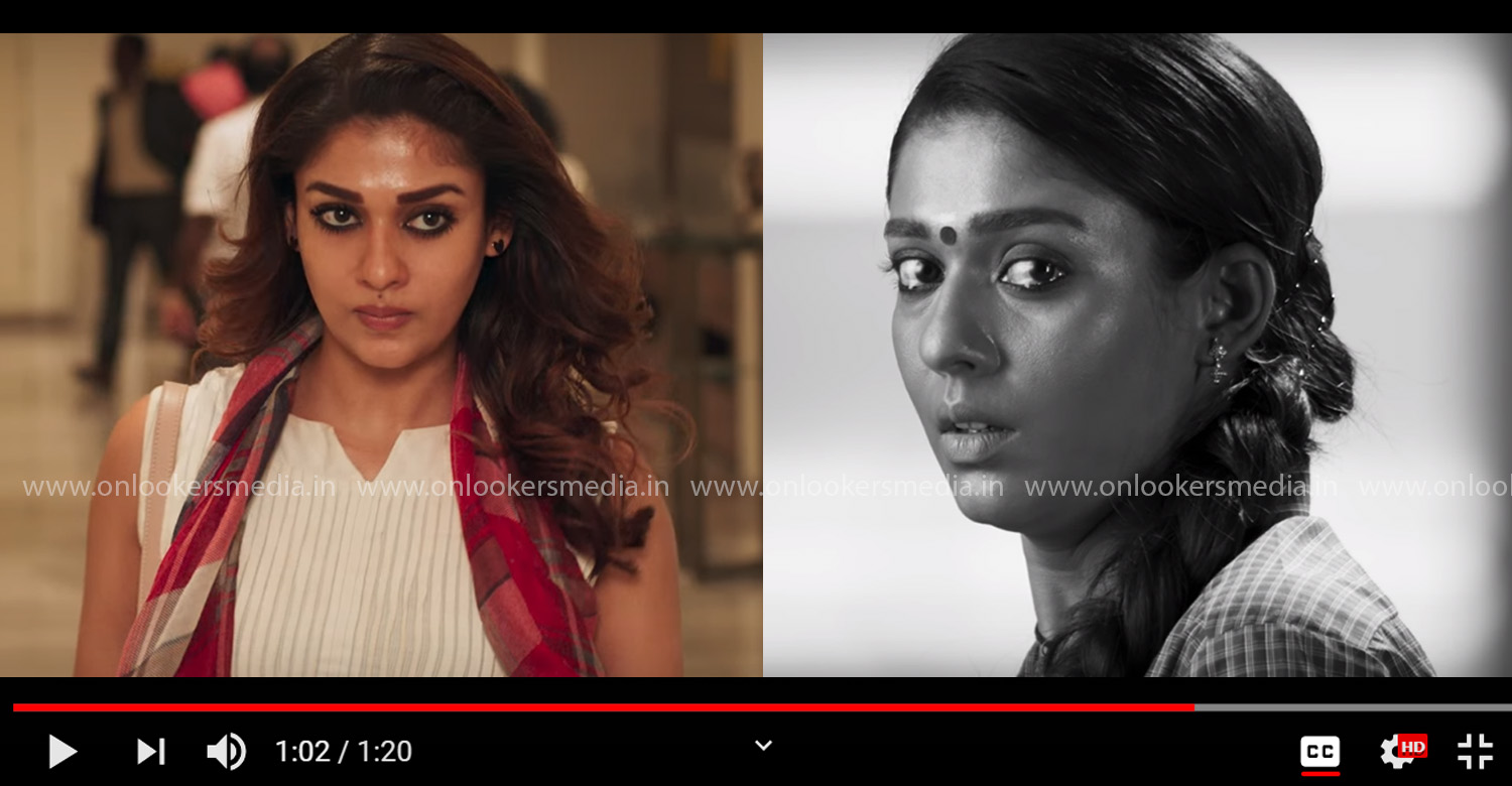 airaa tamil movie teaser,airaa official teaser,airra movie teaser,airaa teaser,nayanthara,nayanthara's new movie,nayanthara's airaa teaser,nayanthara in airaa