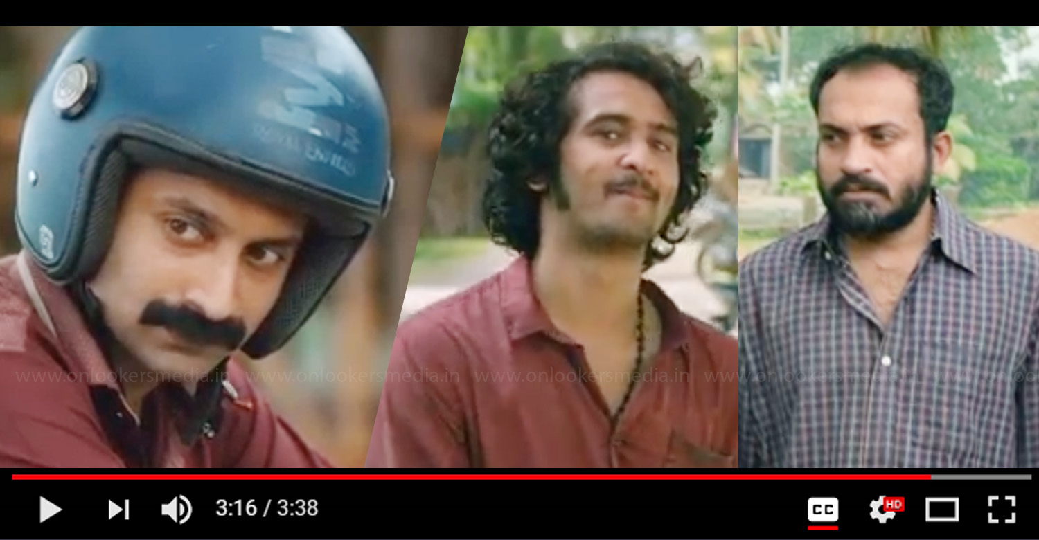 Kumbalangi Nights,Kumbalangi Nights trailer,Kumbalangi Nights official trailer,Kumbalangi Nights malayalam movie trailer,Kumbalangi Nights movie trailer,fahadh faasil,soubin shahir,sreenath bhasi,shane nigam,fahadh faasil's Kumbalangi Nights trailer,Kumbalangi Nights movie stills,Kumbalangi Nights movie poster,fahadh faasil in Kumbalangi Nights