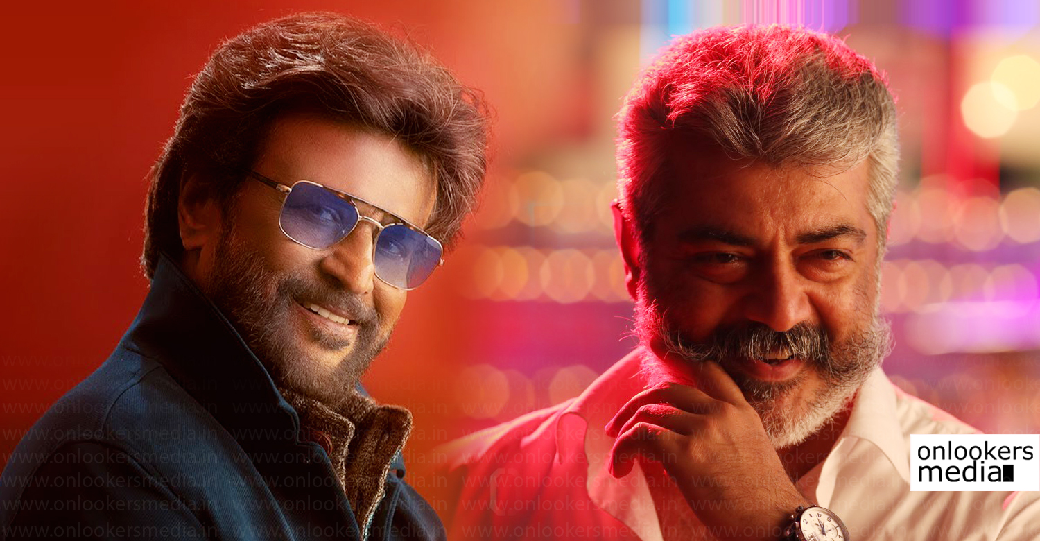 Petta ,Viswasam, TN box office , massive box office clash ,Rajinikanth petta ,thala ajith Viswasam ,ajith kumar ,Karthik Subbaraj ,Rajinikanth,director siva