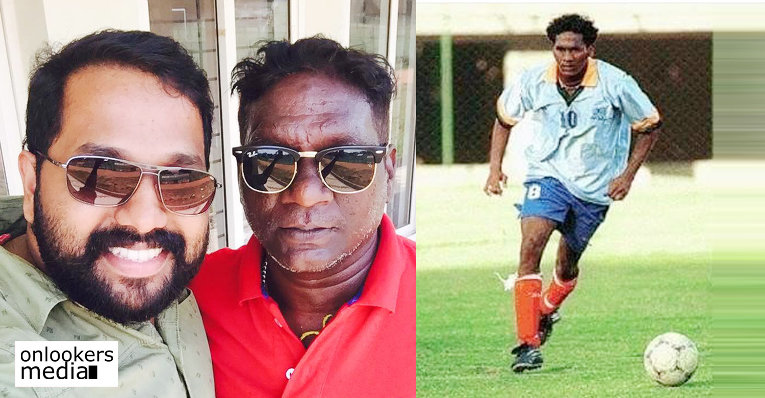 Arun Gopy,im vijayan,director arun gopy,indian football player im vijayan,im vijayan's life story movie,im vijayan's biopic movie,im vijayan's life story movie director,arun gopy im vijayan stills,director arun gopy's upcoming project