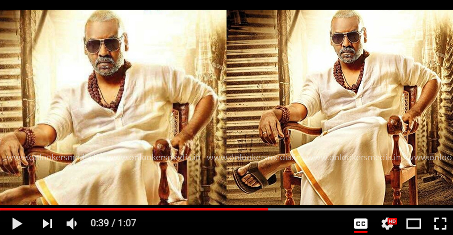 kanchana 3 motion poster,raghava lawrence,raghava lawrence kanchana motion poster,raghava lawrence in kanchana 3,kanchana 3 tamil movie motion poster,kanchana 3 poster,raghava lawrence new movie,kanchana third part