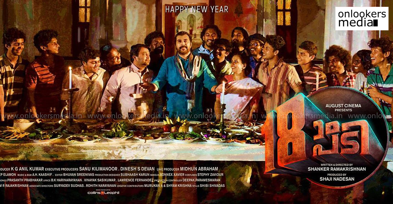 Last supper malayalam movie full 2019 celebrity