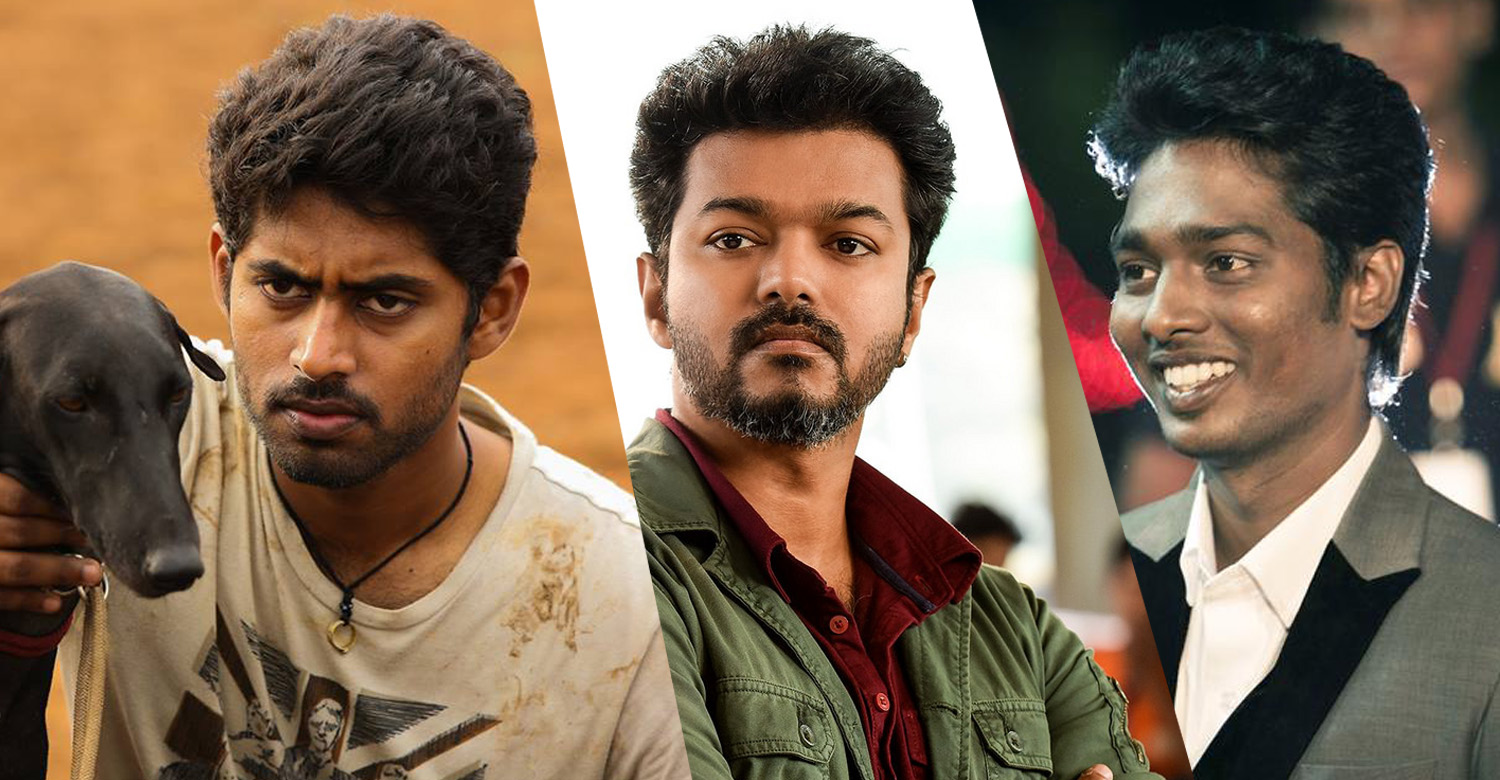 Thalapathy 63,Thalapathy 63 update,Thalapathy 63 latest news,Pariyerum Perumal fame kathir,actor vijay,vijay 63 cast,Pariyerum Perumal fame kathir in thalapathy 63,kathir in vijay's new movie,kathir in atlee movie,Pariyerum Perumal fame kathir in atlee movie