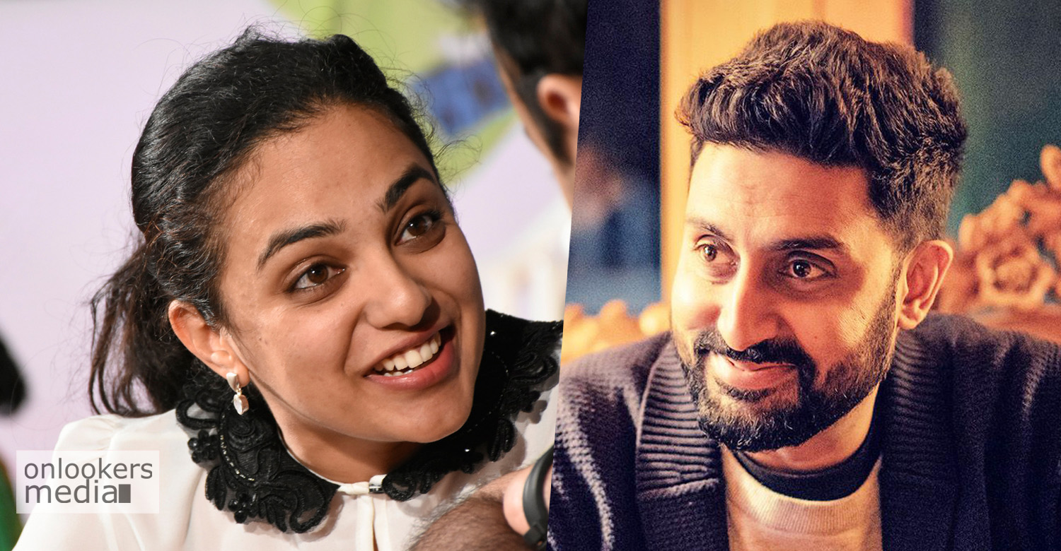 actress nithya menen,amazonprime series breathe season2,actor abhishek bachchan,bollywood actor abhishek bachchan,nithyan menen abhishek bachchan breathe season2,nithya menen's hindi movie,nithya menen' stills photos,abhishek bachchan's stills photos,abhishek bachchan nithya menen's latest news