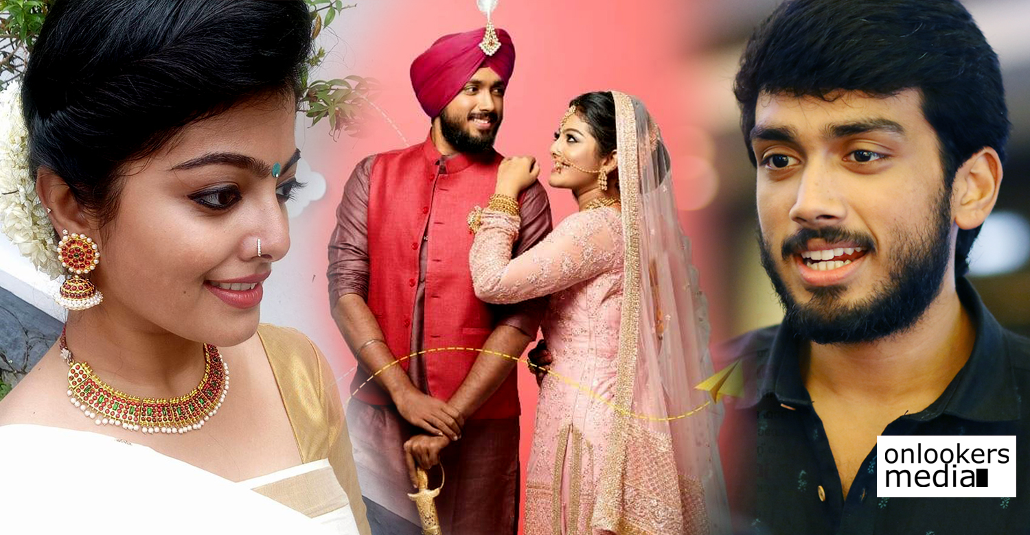 Merin Philip ,actress Merin Philip , Happy Sardar Merin Philip, Kalidas Jayaram , Happy Sardar ,Kalidas Jayaram new movie ,Kalidas Jayaram movie actress