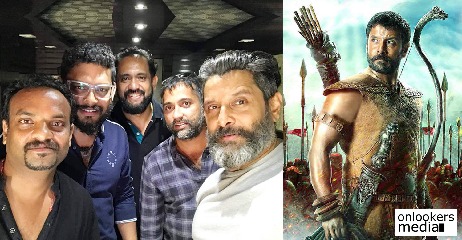 Mahavir Karna,Mahavir Karna movie,chiyaan vikram,chiyaan vikram's Mahavir Karna,Mahavir Karna updates,chiyaan vikram's latest news,vikram's updates,chiyaan vikram rs vimal movie,rs vimal,director rs vimal,vikram rs vimal movie,vikram's epic movie,vikram as karna