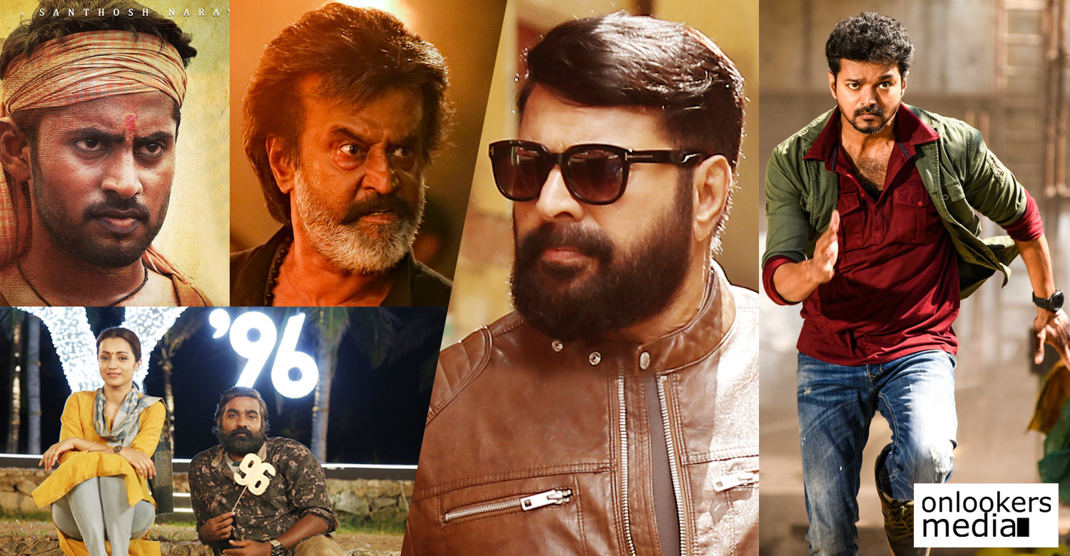 mammootty,mammootty about his favorite tamil fims in 2018,mammootty's latest news,sarkar movie,kaala movie,pariyerum perumal movie,96,mammootty's 2018 favorite tamil movies,mammootty about 2018 tamil movies