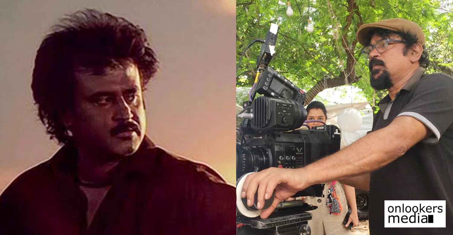 Santosh Sivan,cinematographer Santosh Sivan,rajinikanth,superstar rajinikanth,superstar rajinikanth Santosh Sivan new movie,thalaivar rajinikanth Santosh Sivan movie,rajinikanth ar murugadoss movie,ar murugadoss rajinikath movie cinematographer, Santosh Sivan's new tamil movie, Santosh Sivan's upcoming movie