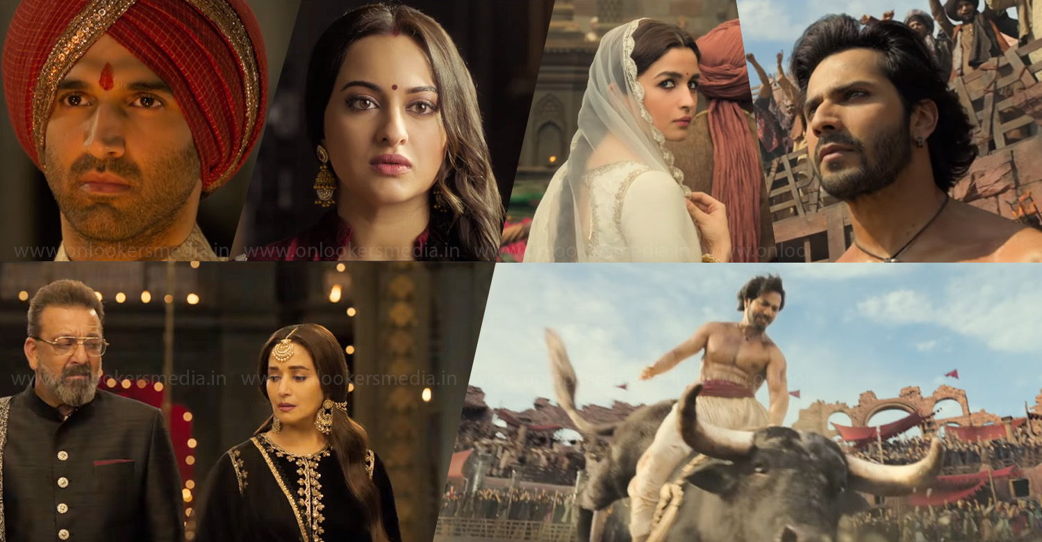 Kalank,Kalankteaser,Kalank official teaser,Kalank movie stills,Kalank movie poster,Kalank hindi movie teaser,Madhuri Dixit, Sanjay Dutt, Alia Bhatt, Varun Dhawan, Aditya Roy Kapur ,Sonakshi Sinha