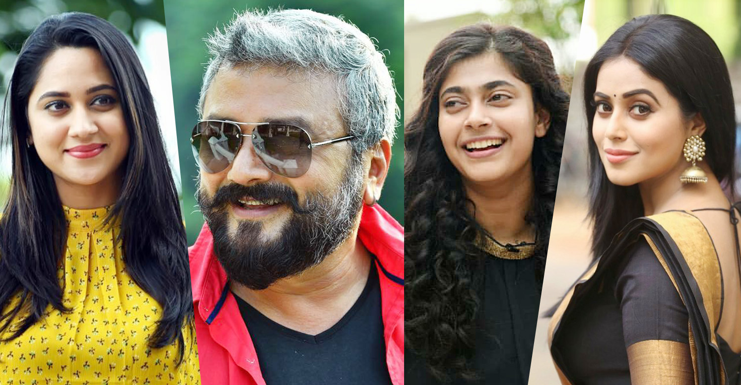 Pattabhiraman,Pattabhiraman movie,Pattabhiraman new movie,Pattabhiraman movie news,actor jayaram,jayaram's Pattabhiraman movie news,Pattabhiraman movie heroines,Pattabhiraman movie jayaram's heroine,jayaram's new movie heroine,Miya George, Parvathy Nambiar,Shamna Kasim ,jayaram director kannan thamarakkulam movie news