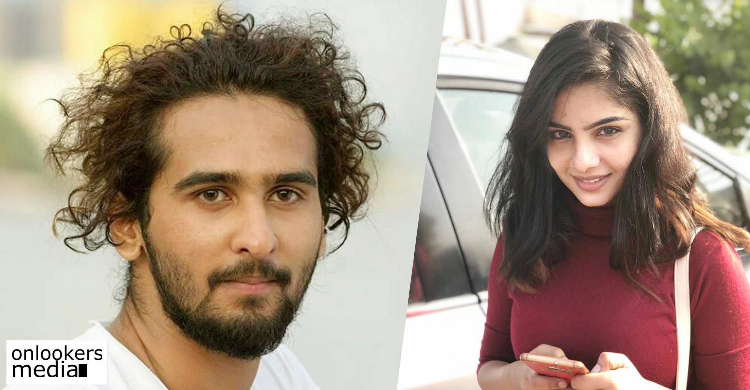 Shane Nigam,actor Shane Nigam,Shane Nigam's news,Shane Nigam's new movie,Shane Nigam's new heroine,pavithra lekshmi,actress pavithra lekshmi,pavithra lekshmi in shane nigam movie,shane nigam pavithra lekshmi movie,actress pavithra lekshmi stills photos,shane nigam and pavithra lekshmi photos