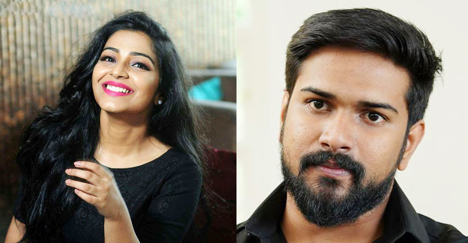 Rajisha Vijayan,actress Rajisha Vijayan,Rajisha Vijayan's news,Rajisha Vijayan's latest news,Rajisha Vijayan's new movie,final Rajisha Vijayan Niranj Movie,Rajisha Vijayan next movie,final,final new malayalam movie,final new movie,niranj,Rajisha Vijayan maniyanpilla raju son movie,niranj new movie,Rajisha Vijayan stills photos,niranj new still