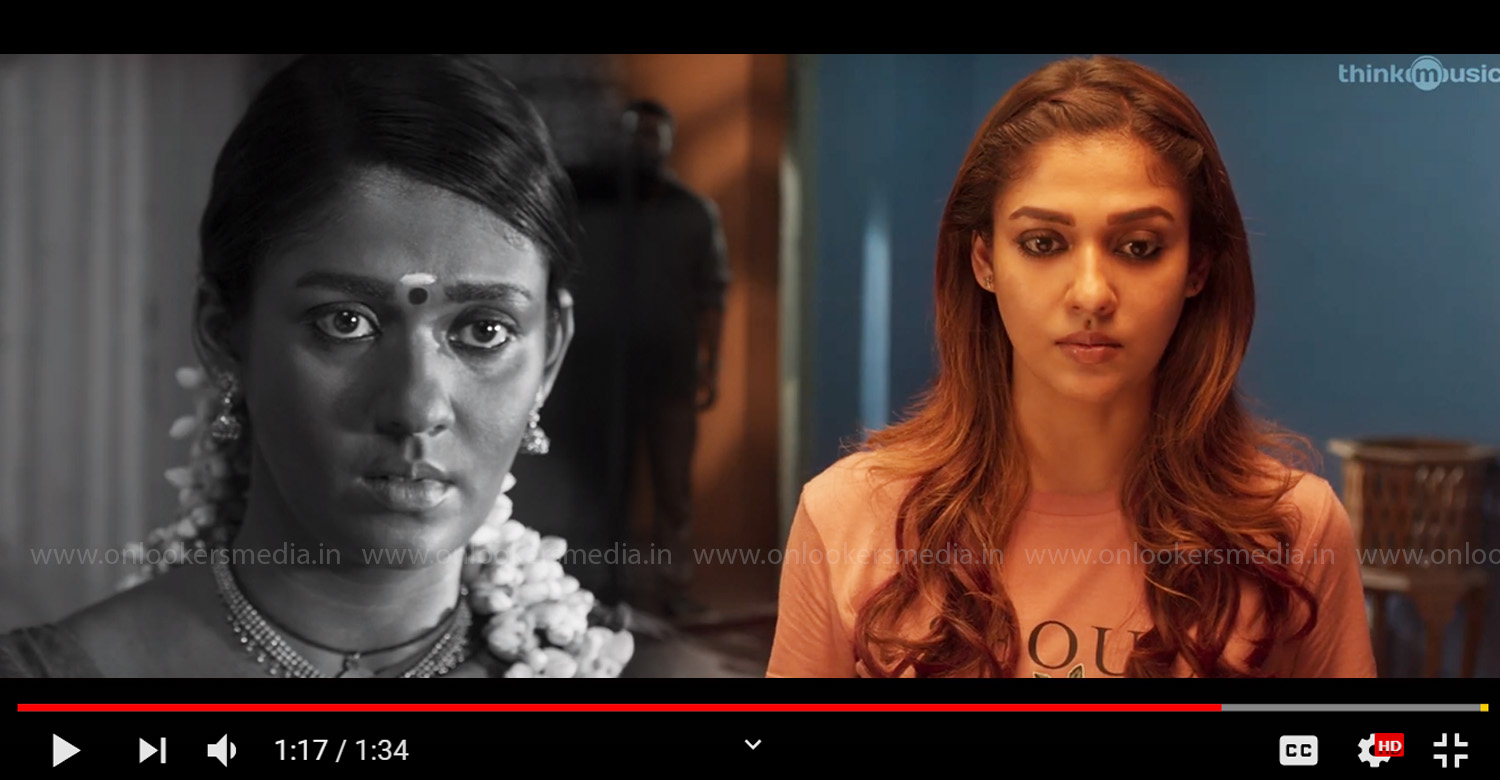 airaa,airaa trailer,airaa official trailer,nayanthara,nayanthara's airaa trailer,airra nayanthara movie,nayanthara in airaa,airaa poster,airaa movie stills,nayanthara in airaa,lady superstar,nayanthara new movie trailer