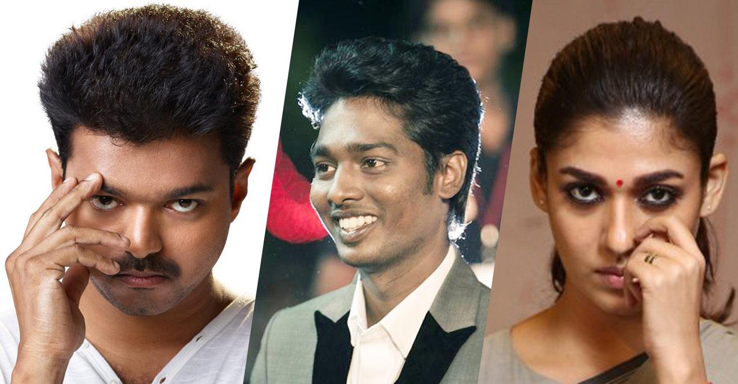 thalapathy 63,thalapathy 63 news,thalapathy 63 satellite rights,actor vijay,nayanthara,atlee,sun tv,thalapathy 63 sun tv,vijay atlee nayanthara movie,vijay atlee new movie satellite rights,actor vijay and nayanthara images,vijay and nayanthara stills,vijay nayanthara new movie,vijay nayanthara new movie news