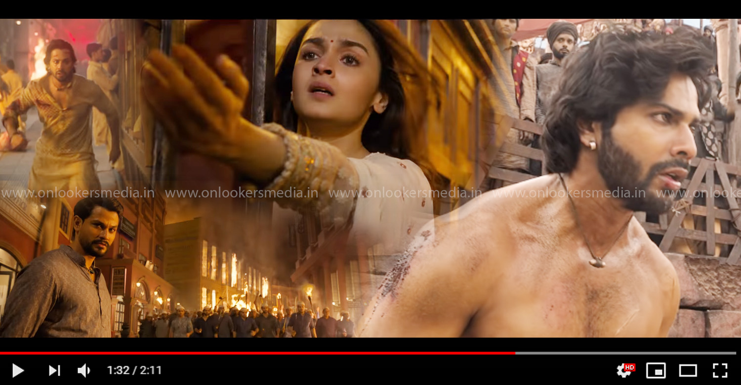kalank official trailer,kalank hindi movie trailer,kalank,kalank new movie,new hindi movie kalank,Sanjay Dutt,Aditya Roy Kapur,Alia Bhatt,Sonakshi Sinha,Madhuri Dixit