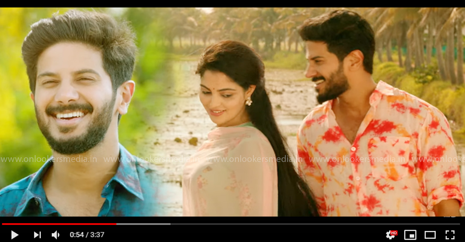 Oru Yamandan Premakadha,Oru Yamandan Premakadha Song,Oru Yamandan Premakadha Kanno Nilakayal Song,Kanno Nilakayal Video Song,Dulquer Salmaan,Nikhila Vimal,Nadhirshah