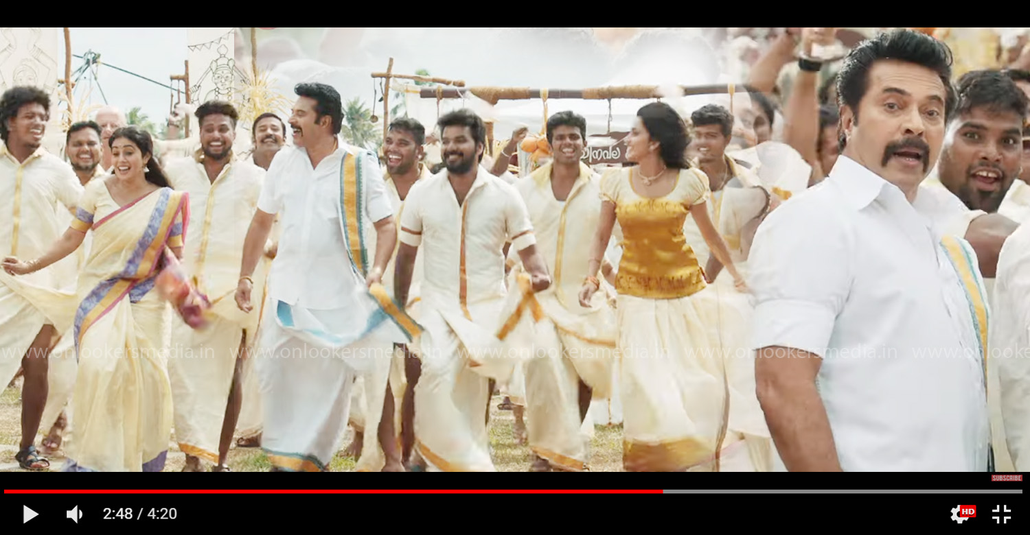 madhura raja kandille kandille video song,madhura raja movie songs,madhura raja movie kandille kandille video song,madhura raja kandille kandille song,mammootty,mammootty's madhura raja song,kandille kandille song