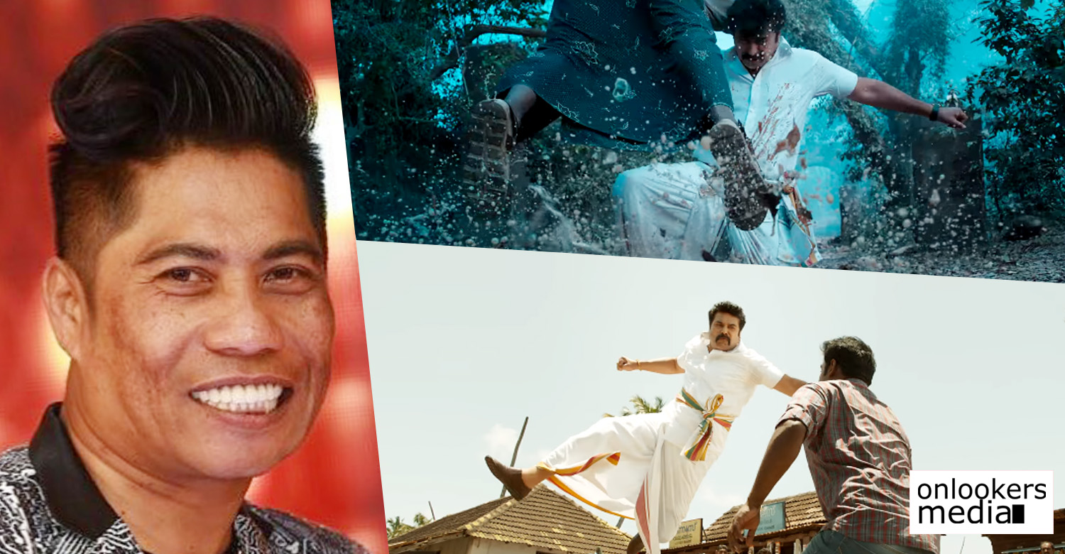 Peter Hein,action choreographer peter hein,stunt director peter hein,peter hein about mammootty in madhura raja,peter hein about mammootty's effort in madhura raja,madhura raja stunt director peter hein about mammootty,peter hein about mammootty,peter hein mammootty latest news,mammootty peter hein madhura raja,megastar mammootty,mammukka,mammootty's updates,mammootty's news